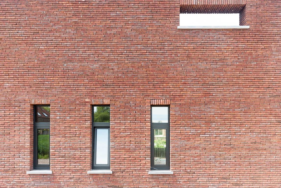 5+ Architecten - Bouwprojecten