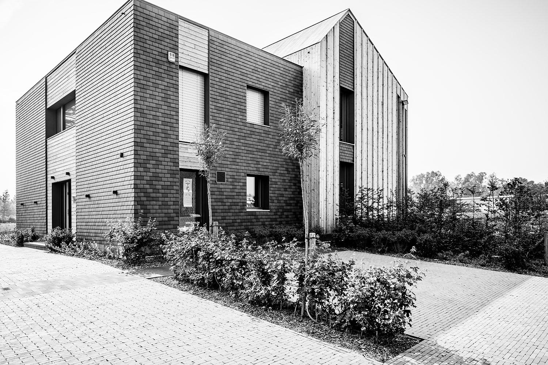 5 plus Architecten - Bouwprojecten