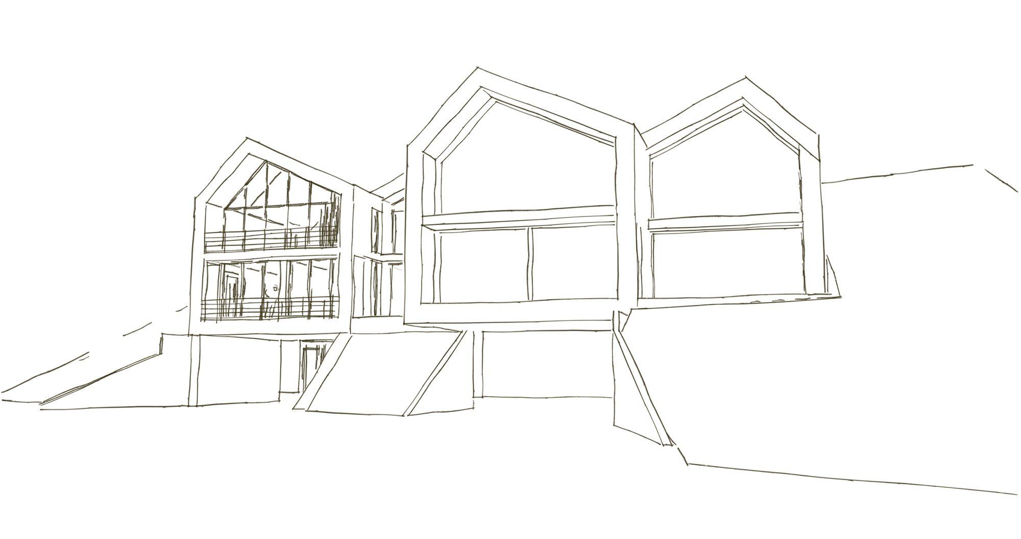 5+ Architecten - Bouwprojecten - nieuwbouw